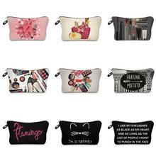 Vogvigo Fashion Beauty  Makeup Bags With Cosmetics Pouchs For Travel Pouch Women Cosmetic Bag Toiletry Kit