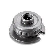 Открытый походный кемпинг газовый переходник для газовой плиты Сплит-Тип конвертер для печи Разъем Алюминиевый сплав адаптеры