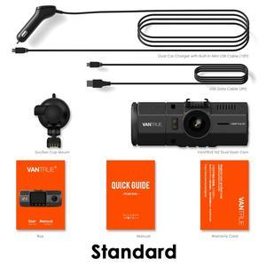 """Image 5 - Vantrue N2デュアルレンズダッシュカム1.5 """"lcd車dvrカメラ1080pビデオ登録レコーダーgセンサー、駐車モード、ナイトビジョン"""