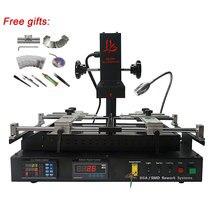LY máquina de reparación BGA IR IR8500 integrada desde IR6500 V.2 e IR6000 V.3 con placa de calentamiento de cerámica superior infrarroja de 80mm y 450W