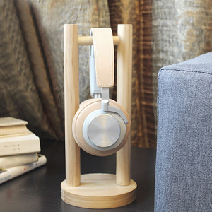 Image 1 - Vococal Wooden Headphone Stand Universal Headset Holder Earphone Display Rack Hanger for Bose Beats Sony Philips JVC Gaming DJ