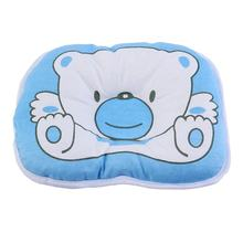 Wholesale 10pcs/1set Bear Pattern Pillow Newborn Infant Baby Support Cushion Pad Prevent Flat Head 100% Top Good(China)