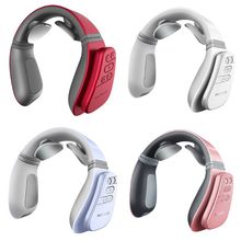 Multifunctional Smart Cervical Physiotherapy Instrument Wireless Remote Control Electric Pulse Neck Massager