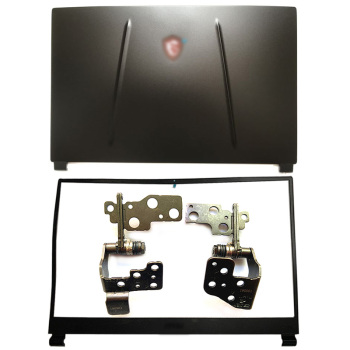 NEW Original For MSI GP75 MS-17E1 MS-17E2 MS-17E3 Laptop LCD Back Cover/Front Bezel/Hinges/Palmrest/Bottom Case bottom case for msi gs60 ms 16h2 ms 16h21 ms 16h2c ws60 px60 gs70 gs73 ms 1772d ms 17711 black plastic red 772d612y77 metal