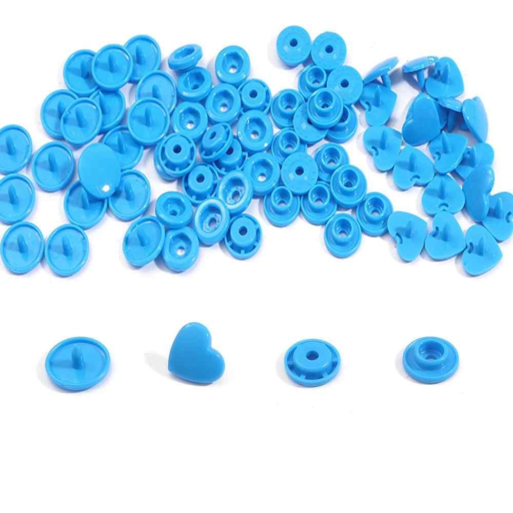 10/20 sets KAM Star Shank Button Heart Resin Snap guziki zatrzaskowe przyciski do odzieży dziecięcej dodatki do odzieży