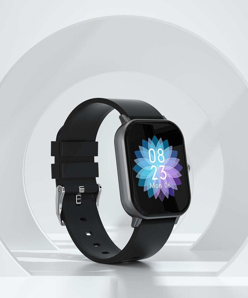 2020 novo relógio inteligente masculino v6 à