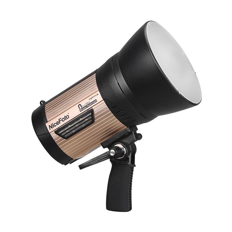 Оптовая продажа nFlash280A внешняя выходящая фото портативная вспышка профессиональная наружная фотография вспышка HSS Батарея Вспышка светиль... - 5