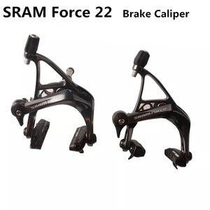 Image 1 - Sram força 22 pinça de freio 2x11 velocidade freio da bicicleta estrada dianteiro e traseiro um par mecânico brakeset freio acessórios da bicicleta