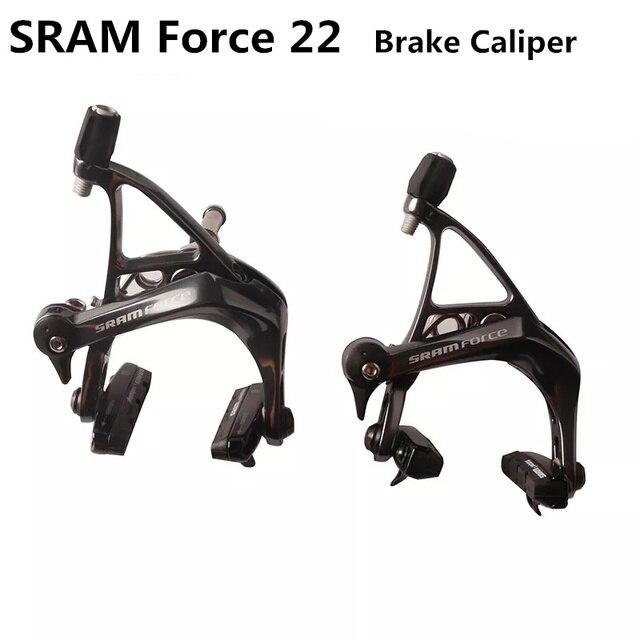 Sram força 22 pinça de freio 2x11 velocidade freio da bicicleta estrada dianteiro e traseiro um par mecânico brakeset freio acessórios da bicicleta