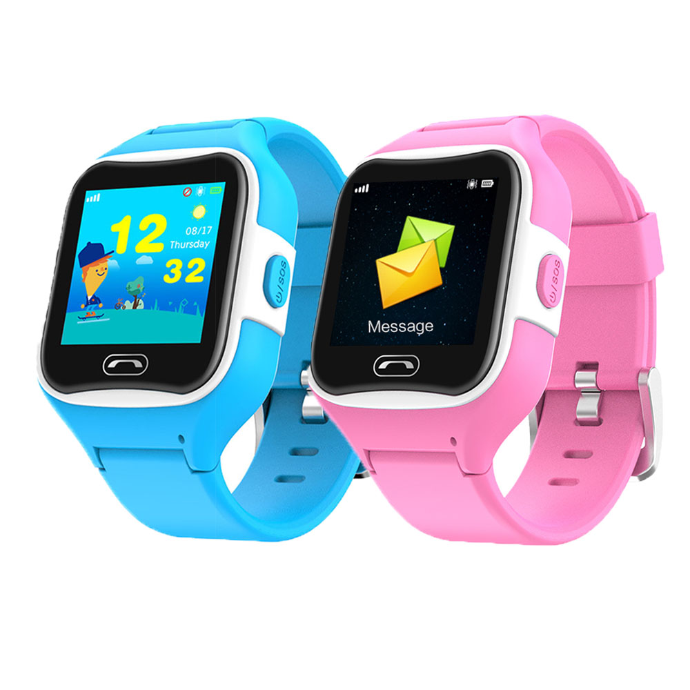 M2 Children Smart Watch Phone 1.3 inch IPS Full Touch Screen Watch Smartwatch For Kids With Sim Card Waterproof Smart Watch