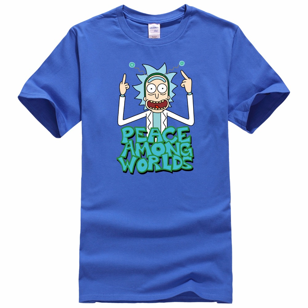 ..Hot Sale Men T-shirt Casual Style Summer Season Cotton Short Sleeve Multi Color Male Cute Cartoon Lovely One Size