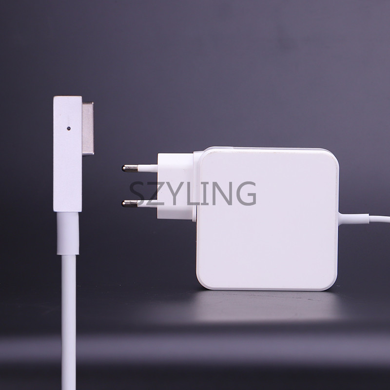 60W Magnetic L-tip  Laptop Charger For Apple MacBook Pro 13 Inch A1181 A1278 A1184 A1330 A1342 A1344