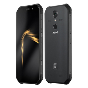 Image 3 - AGM A9 5.99 inch 18:9 Rugged IP68 Cellphone Qual comm Octa Core Smart Phone 4GB+64GB Waterproof Mobile Phone Quick Charge 3.0