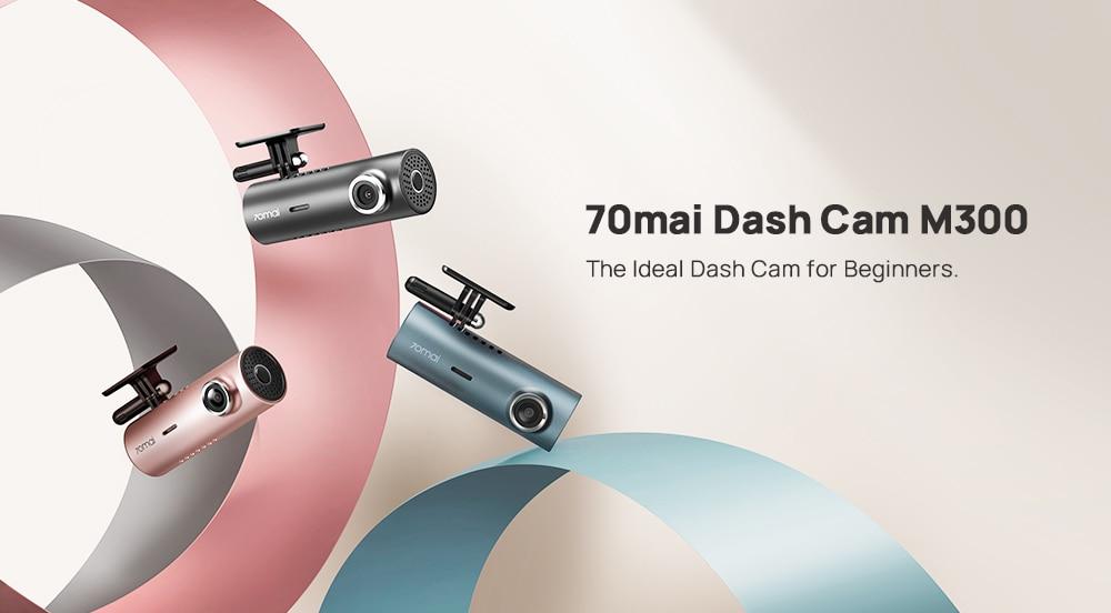 70mai M300 Dash Cam 1296P Ultra HD 70mai DVR Xe Ô Tô Mới Màu Sắc Thời Trang Ghi Âm Xe Hơi|DVR/Dash Camera| - AliExpress