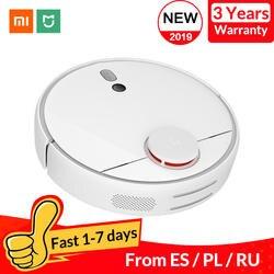 Оригинальный Xiaomi Mi робот пылесос 1 S для дома автоматический подметальный заряд умный запланированный wifi приложение пульт дистанционного