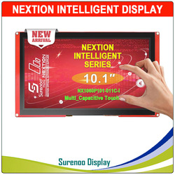 10.1 NX1060P101 Nextion Intelligente HMI USART UART Seriële TFT LCD Module Display Resistive of Capactive Touch Panel voor Arduino