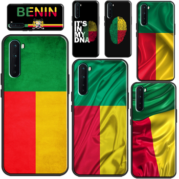 Benin Flag Case For Realme X50 Pro C3 XT X7 7 6 OnePlus 8 Pro Nord 7T For OPPO Find X2 Pro Reno4 image