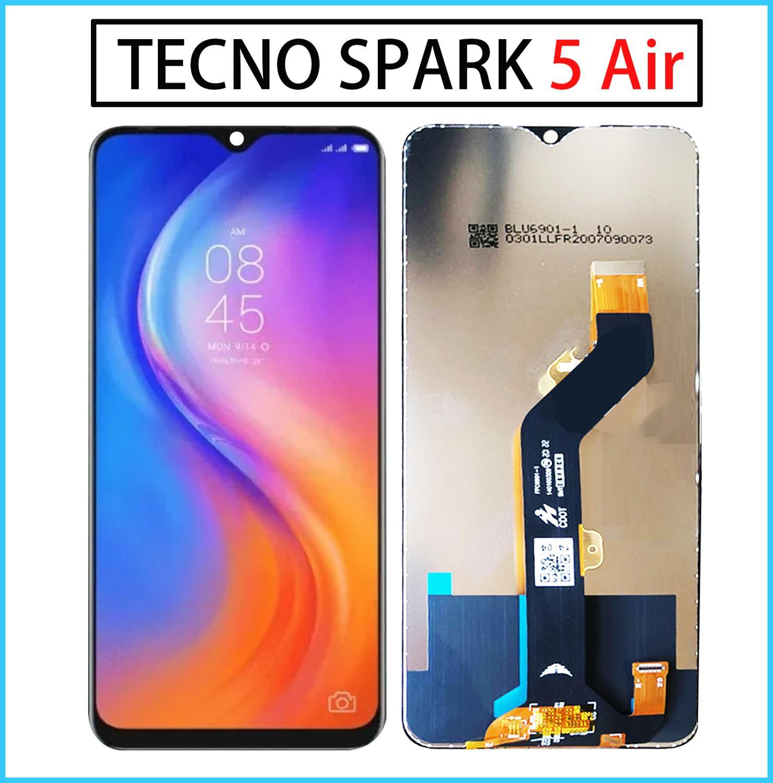 Горячие Продажа Новые 7 дюймов ЖК-дисплей для TECNO SPARK Ipad 5 AIR Ipad KD6 ЖК-дисплей Дисплей + сенсорный экран Экран дигитайзер в сборе с инструментами