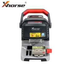 Xhorse Dolphin XP005 Key Cutting Machine V1.4.2 Works on Phone Application Via Bluetooth