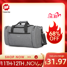 Tigernu 2020 Reistassen Spalshproof Grote Capaciteit Mode Plunjezak Handbagage Reizen Handtassen voor Mannen Vrouwen Toevallige Mannelijke