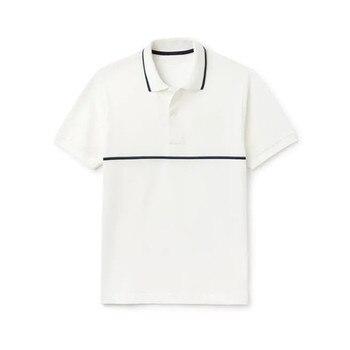 En kaliteli erkek kısa kollu timsah polo GÖMLEK s yaz % 100% pamuk rahat polo GÖMLEK erkekler için moda polo homme