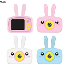 Kids Digital HD 1920P Video Camera Toys 2.0 Inch Color Display Kids Birthday Gift Toys for Children Digital Cameral