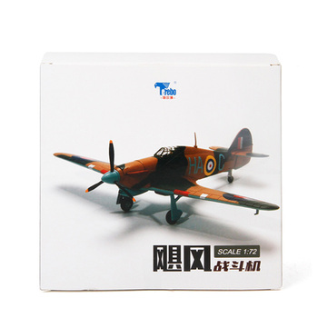 1:72 Hurricane Squadron Fighter World War II aircraft model alloy simulation ornaments military finished product collection terebo 1 72 aircraft model alloy f 22 fighter simulation finished ornaments military model aircraft model collection gift