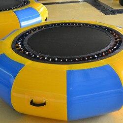 Opblaasbaar speelgoed 1.5m Trampaulin voor water park games