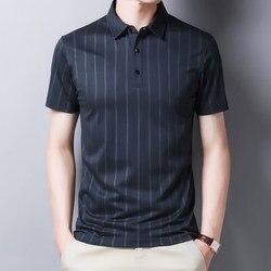 Nuova estate a maniche corte t-shirt da uomo degli uomini alla moda di abbigliamento su il selvaggio 9086