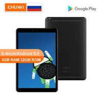 CHUWI Original Hi9 Pro Tablet PC Deca Core MT6797 X20 3GB RAM 32GB ROM Android 8.0/8,1 2K Bildschirm Dual 4G Tablet 8,4 Zoll