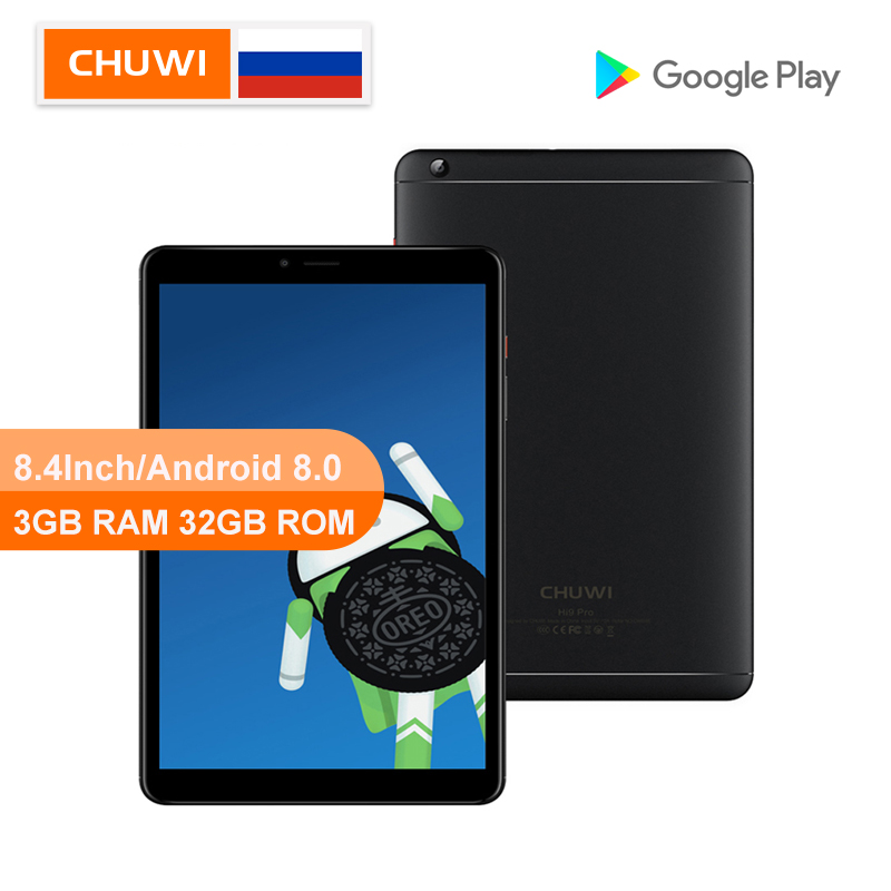 CHUWI Original Hi9 Pro Tablet PC Deca Núcleo MT6797 X20 32 3GB RAM GB ROM 8.0/8.1 Android 2K Dual Screen 4G Tablet 8.4 Polegada