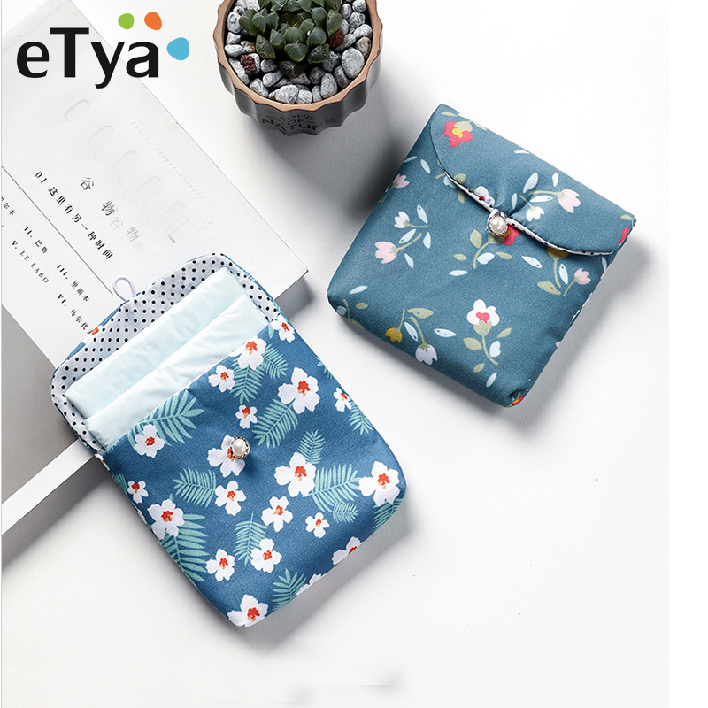 Cartoon Women Mini Travel Cosmetic Bag Floral Beauty Makeup Bags Case Make Up Organizer Wash Toiletry Storage Pouch Purse Bag