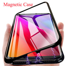 Magnetic Metal Case For Samsung Galaxy A51 A71 A50