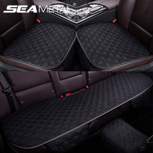 Car Seat Covers Set Cushion Four Season General Mat Cover Car Anti-Slip Breathable For Car Home Automobiles Interior Accessories