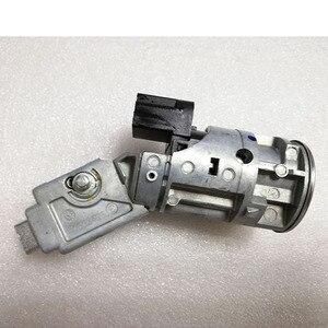 Image 3 - ของแท้ Hengfei กุญแจรถทั้งหมดล็อคจุดระเบิดล็อคประตูล็อคกระบอกสูบกระบอกสูบถังสำหรับ Peugeot 307