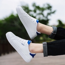 2020 New Arrival Tennis Shoes for Men Lightweight Leather Athletic Sports Sneakers Outdoor Walking Jogging Mens Breathable Shoes