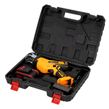 Saws Reciprocating Power-Tools Electric Battery Saber-Saw Wood Plastics Multifunctional