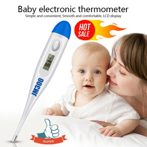 Hot Sale LCD Termometro Digitale Baby Adult Body Ear Mouth Temperature Kids термометр цифровой#PY(China)