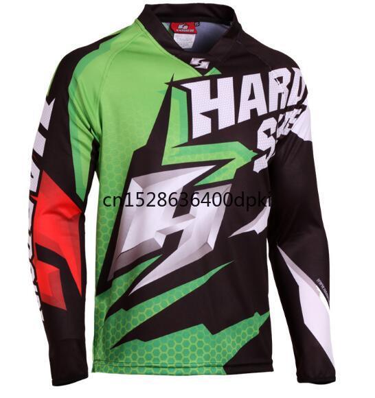 Racing Riding 2020 Moto Jersey Moto motocross GP Bike MTB DH MX Jersey spexcel Cycling bike downhill jersey Quick dry smooth