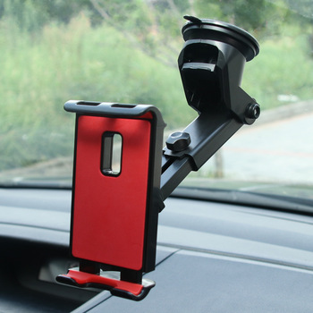 Tablet car holder for Samsung Huawei IPAD pro air mini 1234 GPS Phone 360 Degree adjustable Mobile suction cup bracket stand