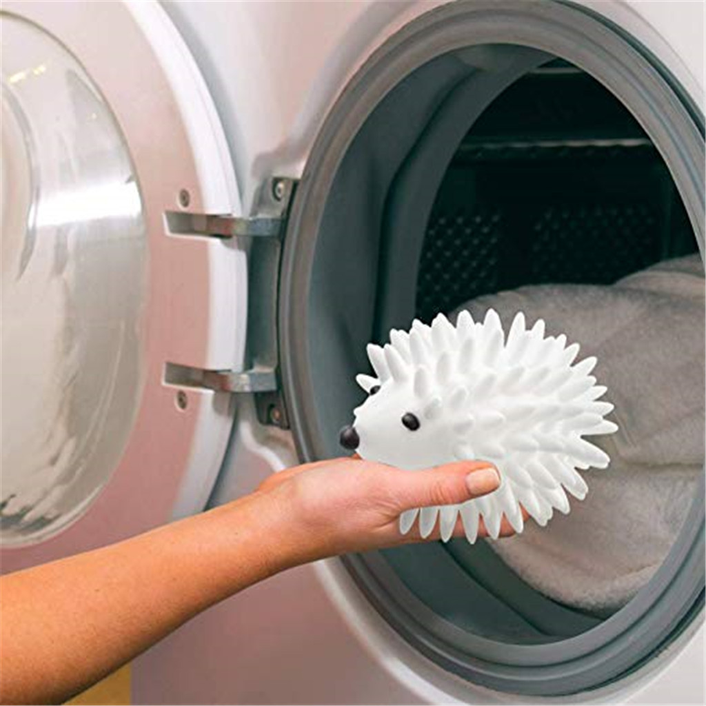 Dryer Ball Anti-Static-Ball Durable Hedgehog for Delicate High-Quality -40 3pcs