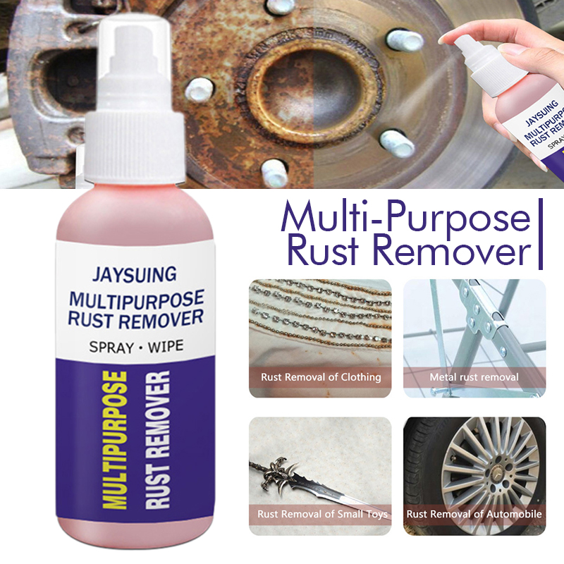 50ml Multi-Purpose Rust Remover Inhibitor Maintenance Derusting Spray Cleaning Tools For Bathroom Products Car Chrome Parts