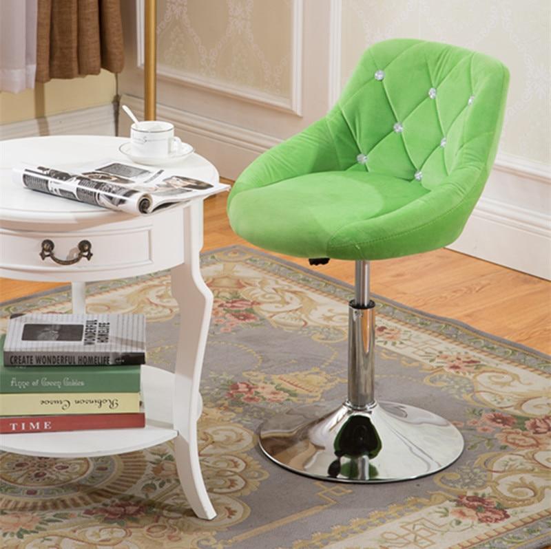 Nordic Sillas Comedor Restaurant Chairs Modern Fauteuil Moderne Sallanan Sandalye Living Room Furniture Vanity Chair Cheap