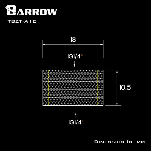 Barrow_10mm_extension_fitting_2