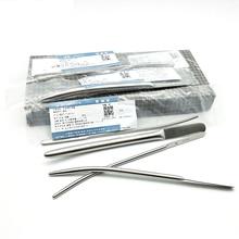 Cervical Dilator Gynecological Stainless Steel Dilation Rod Dilation Strip 3.5-9.5# Round Head