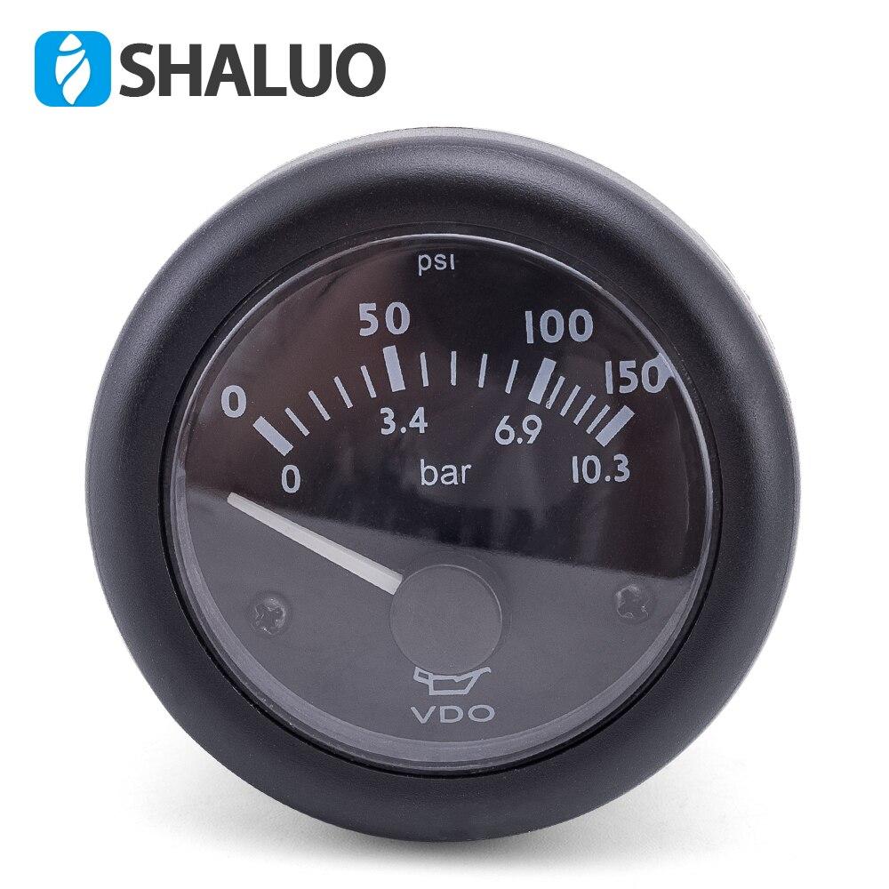 medidor de pressao de oleo vdo medidor de pressao de motor diesel medidor de pressao de