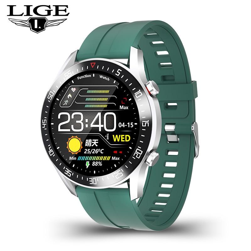 2020 New Steel Band Digital Watch Men Sport Watches Electronic LED Male Wrist Watch For Men Clock Waterproof Bluetooth Hour+box 9
