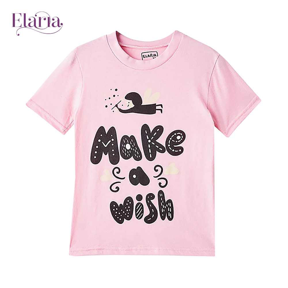 цена на T-Shirts Elaria Tsg-10-1 children's clothing t-shirt for boys for girls clothes