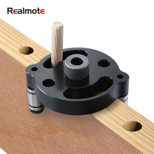 Woodworking Straight Hole Puncher 6 8 10mm Self-centered Round Wood Tenon Splicing Drilling Locator Hole-opening Woodwork Tools