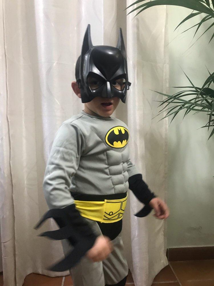 Nightwing Batman Arkham Superhero Fancy Dress Halloween Deluxe Child Costume